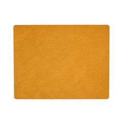 Подстановочная салфетка прямоугольная 35x45 см LindDNA HIPPO curry 981095