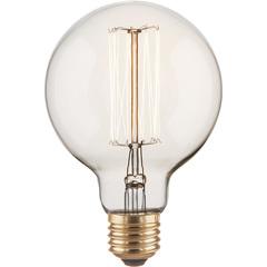 Ретро лампа Эдисона G95 60W E27 Elektrostandard