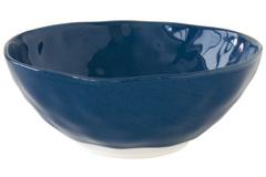 Салатник (синий) Interiors без инд.упаковки Easy Life AL-57436