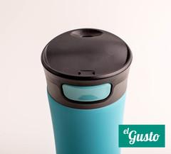Термокружка El Gusto Primavera (0,47 литра) голубая 043BS
