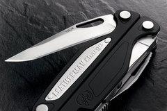 Мультитул Leatherman Charge AL, 17 функций, кожаный чехол (подарочная упаковка) 830708