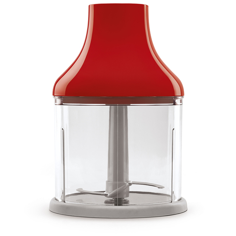 Погружной блендер Smeg (Красный) HBF02RDEU