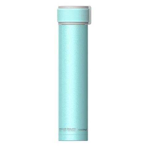 Мини-термос Asobu Skinny mini (0,23 литра) бирюзовый