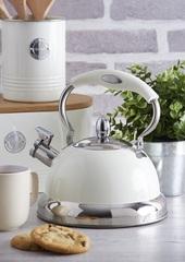 Чайник со свистком Living кремовый TYPHOON 1401.165V