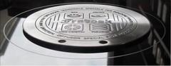 Комплект из 2 дисков-переходников Frabosk 14+22см для индукционной плиты