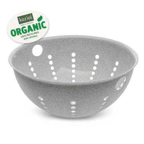 Дуршлаг PALSBY L Organic, 5  л, серый Koziol 3808670