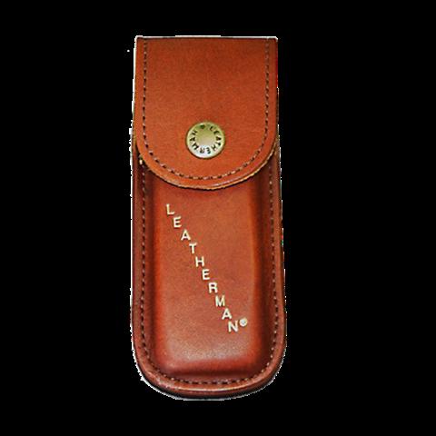 Чехол для мультитула Wave, Charge, Skeletool, внутренний размер: 10,7X3,8X2 см, кожаный MV-832594