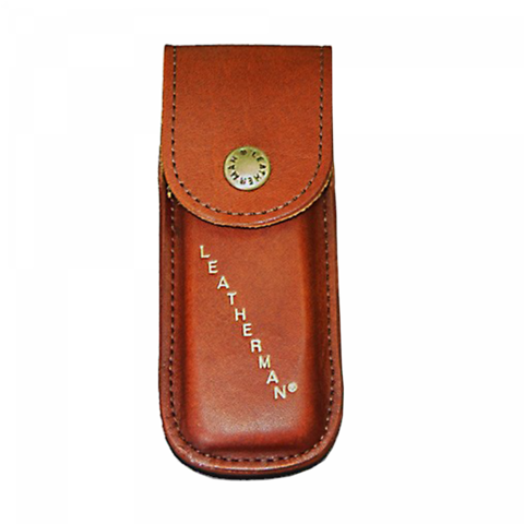 Чехол для мультитула Rebar, Wingman, Rev, Sidekick, внутренний размер: 10X3,4X1,7 см, кожаный MV-832593