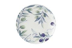 Тарелка закусочная Оливковая роща без инд.упаковки
