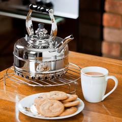 Чайник для плиты 1,7л (газ) эдвардианской ручной работы RICHMOND Heritage арт. RICHMOND NO.4