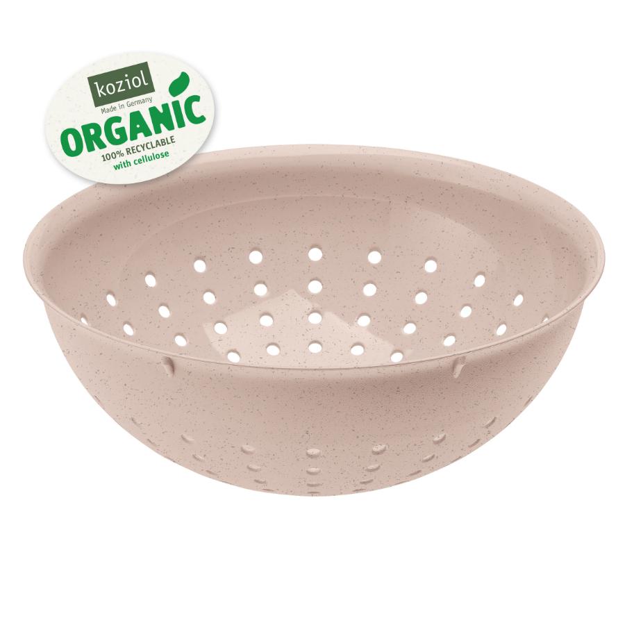 Дуршлаг PALSBY M Organic, 2 л, розовый Koziol 3806669 фото