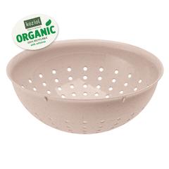 Дуршлаг PALSBY M Organic, 2 л, розовый Koziol 3806669