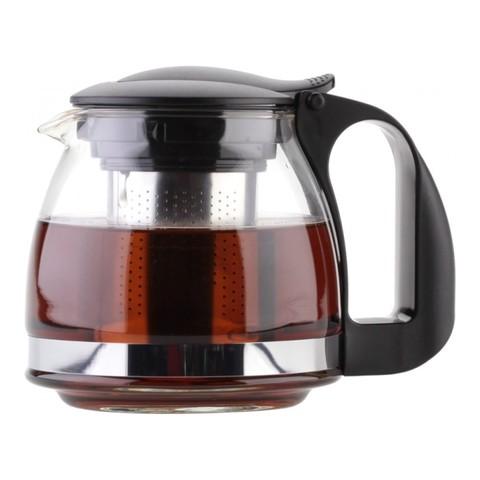 Чайник заварочный Walmer Aster 0,7 л. черный W15006070