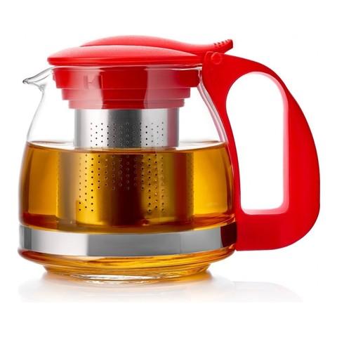 Чайник заварочный Walmer Aster 0,7 л. Красный W15002070
