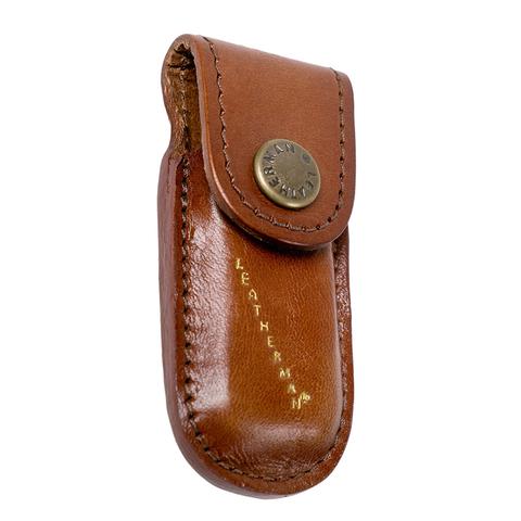 Чехол Heritage mini XS, внутренний размер: 6,35X2,03X1,06 см, кожаный, коричневый MV-832592