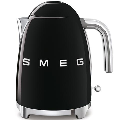 Чайник электрический Smeg (Черный) KLF03BLEU