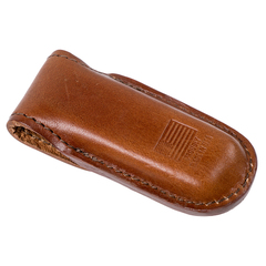 Чехол Heritage mini XS, внутренний размер: 6,35X2,03X1,06 см, кожаный, коричневый 832592