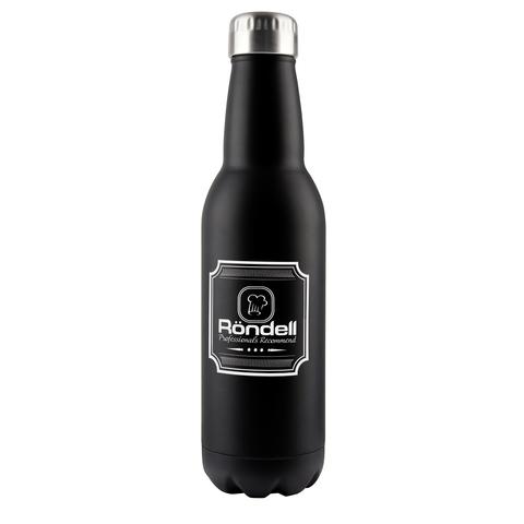 Термос Rondell Bottle Black 750мл RDS-425