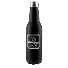 Термос Rondell Bottle Black 750мл RDS-425