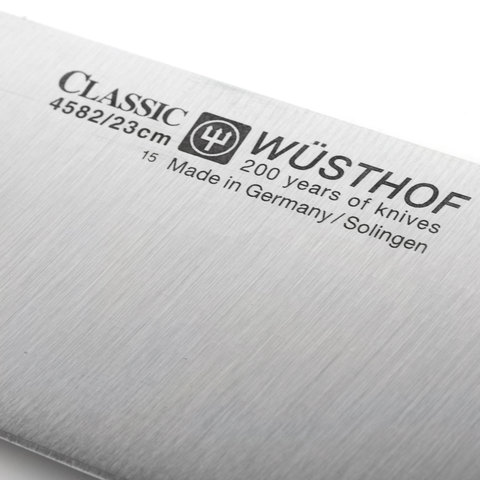 Нож кухонный Шеф 23 см WUSTHOF Classic (Золинген) арт. 4582/23