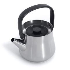Чайник 2в1 для плиты и заварочный 1л (металл) Ron BergHOFF 3900047