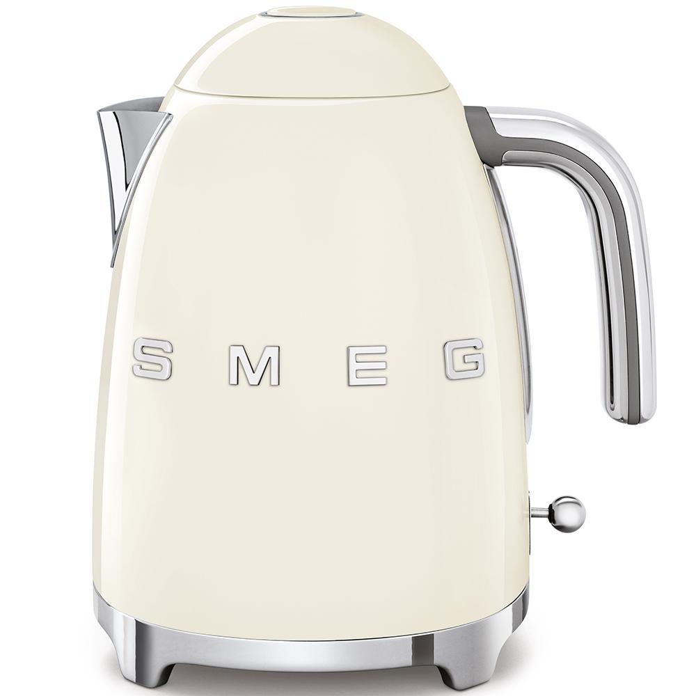Чайник электрический Smeg (Кремовый) KLF03CREU
