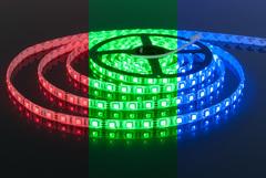 светодиодная лента 5050 12V 60Led 14,4W IP65 RGB Elektrostandard
