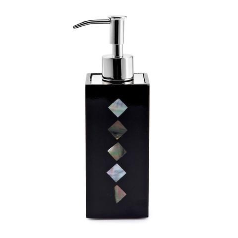 Дозатор для жидкого мыла Kassatex Vegas Diamond ATV-LD-BK