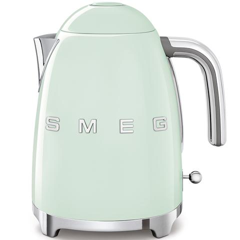 Чайник электрический Smeg (Пастельный зеленый) KLF03PGEU