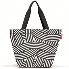 Сумка Shopper M zebra Reisenthel ZS1032