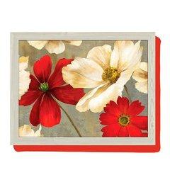Поднос с подушкой Flower Study Kitchen Craft 5123089