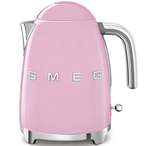 Чайник электрический Smeg (Розовый) KLF03PKEU