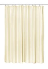 Шторка 178х213 с водоотталкивающей пропиткой Carnation Home Fashions Grace Jacquard Ivory FSC18-HX84/08