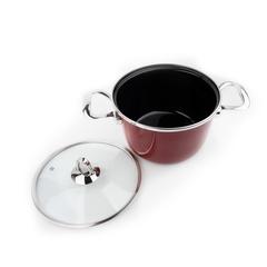 Кастрюля эмалированная 20 см (3,7л.) KOCHSTAR Copper Core Cookware арт. 33603020