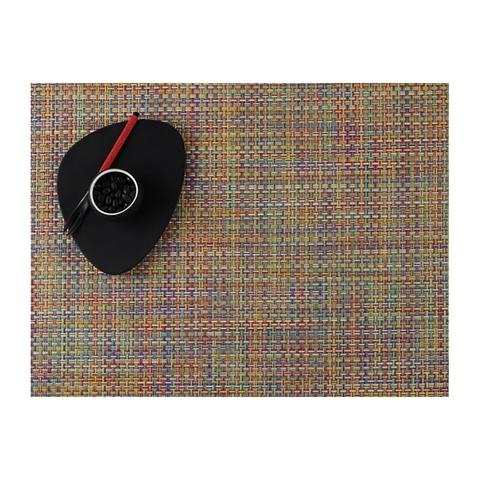 Салфетка подстановочная, жаккардовое плетение, винил, (36х48) Crayon (100110-034) CHILEWICH Basketweave арт. 0025-BASK-CRAY