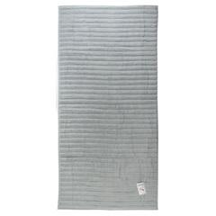 Полотенце банное 140x70 Waves серого цвета Tkano TK18-BT0023