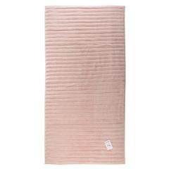 Полотенце банное 140x70 Waves цвета пыльной розы Tkano TK18-BT0022