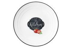 Тарелка Кухня в стиле Ретро без инд.упаковки Easy Life AL-54647