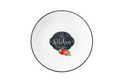 Тарелка Кухня в стиле Ретро, малая, без инд.упаковки Easy Life AL-54646