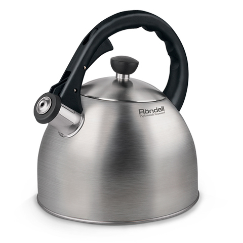 Чайник Rondell Perfect со свистком 2,2 л RDS-494