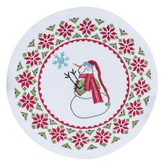 Салфетка плетеная круглая Kay Dee Designs