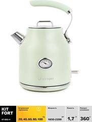 Чайник 1,7л Kitfort КТ-663-4