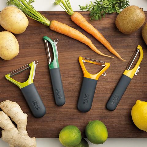 Мульти-пилер для овощей и фруктов Joseph Joseph multi straight 10108