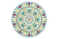 Тарелка обеденная Средиземноморье без инд.упаковки Easy Life AL-57355