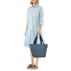 Сумка Shopper M twist blue Reisenthel ZS4027