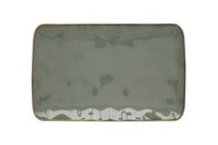 Тарелка прямоугольная (серый) Interiors без инд.упаковки Easy Life AL-57439