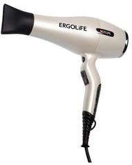 Фен Dewal ErgoLife, 2200 Вт, ионизация, 2 насадки, белый 03-001 White