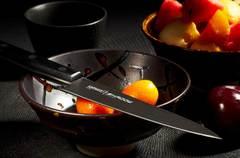 Нож кухонный универсальный 120мм Samura SHADOW SH-0021/K**
