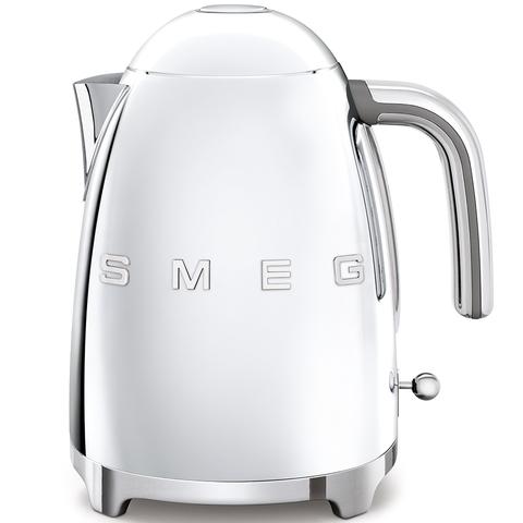 Чайник электрический Smeg (Полированная нержавеющая сталь) KLF03SSEU