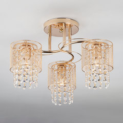 Потолочный светильник Eurosvet Bonnie 30137/3 золото